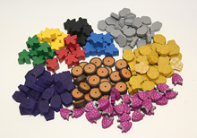 Caylus Upgrade Kit (180 pcs)