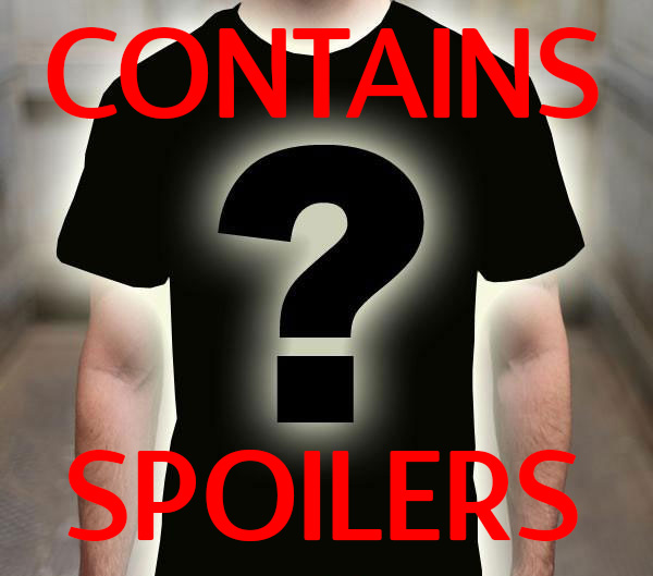 Contains Spoilers