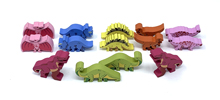 14-Piece Partial Set for DinoGenics